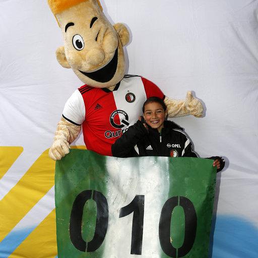 Kameraadjeswedstrijd Feyenoord – FC Emmen