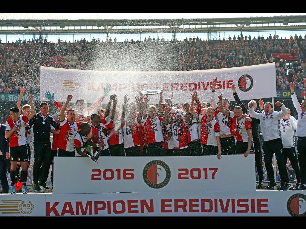 Verslag Foto S Feyenoord Heracles Almelo 14 Mei 2017