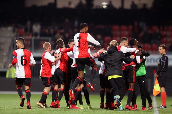 Samenvatting Feyenoord O19 - Napoli O19