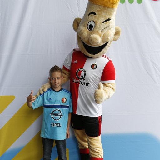 Kameraadjeswedstrijd Feyenoord - Real Sociedad