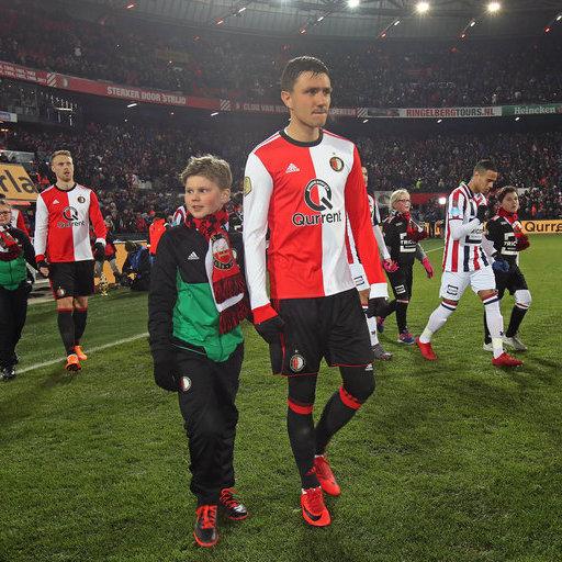 Feyenoord – Willem II (Bekerwedstrijd)