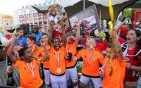 Triple-B opnieuw winnaar Feyenoord Street League