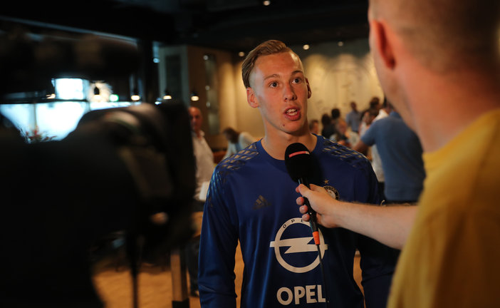 Ten Hove: 'Contract is beloning voor hard werken'