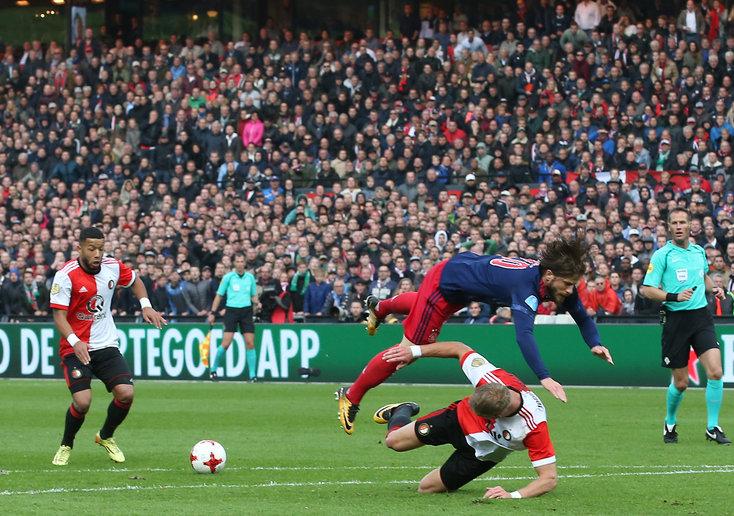 In beeld: Feyenoord - Ajax