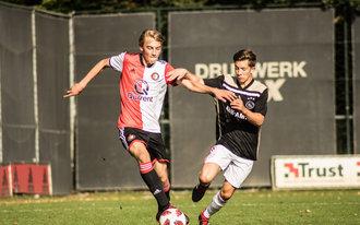 Verslagen Feyenoord Academy zaterdag 29 september