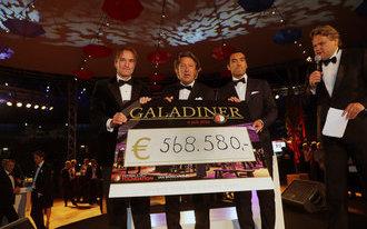 Stijlvol Feyenoord Galadiner brengt meer dan half miljoen euro op