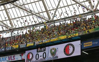 Feyenoord – ADO Den Haag in teken van Sophia Kinderziekenhuis