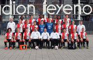 Feyenoord Onder 19 ziet AZ in slotfase langszij komen