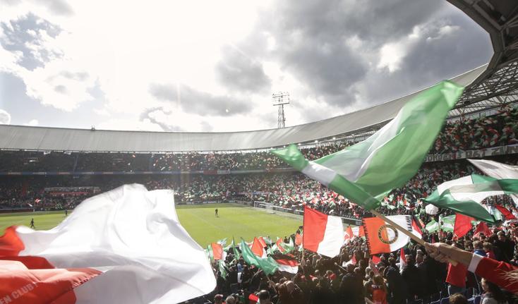 Feyenoord ontvangt Southampton in openingswedstrijd