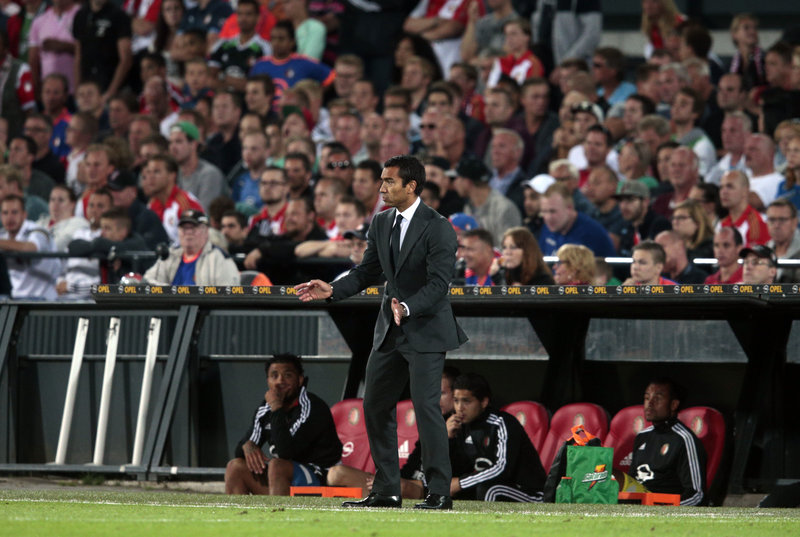 Group is eager, says Van Bronckhorst