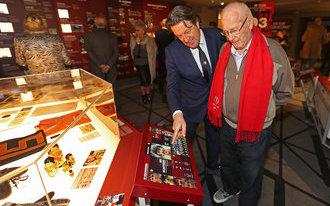 Nieuwe Feyenoord Museum feestelijk geopend in De Kuip