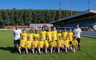 Feyenoord O13 pakt eerste punten tegen PSV