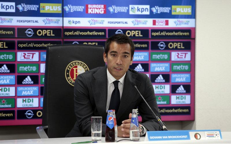 Feyenoord gedreven richting Willem II