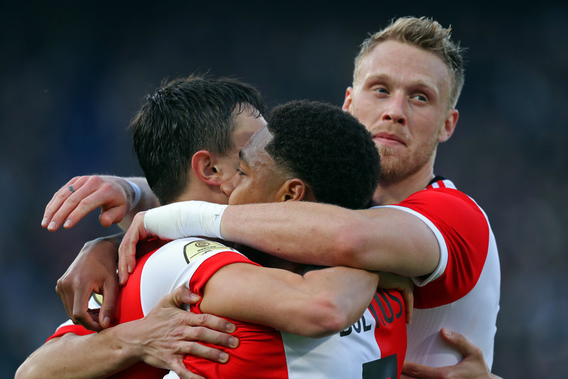 Confidence boost for Feyenoord against AZ