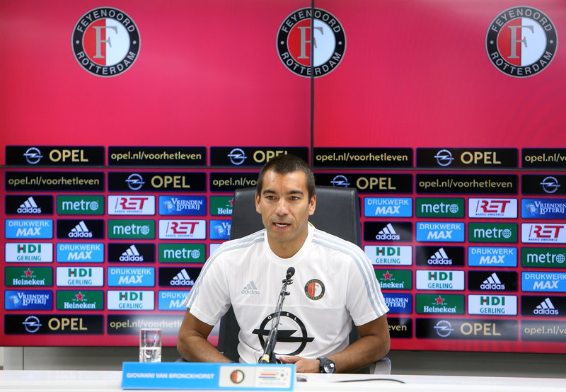 Feyenoord at full strength for Roda trip