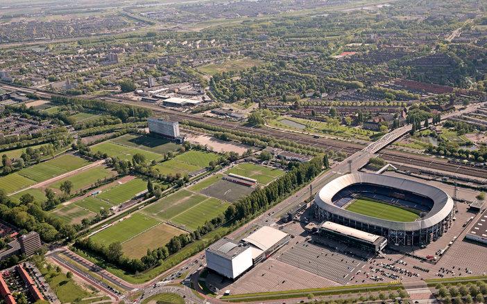 Wijzigingen in staf Feyenoord Academy 2017-2018