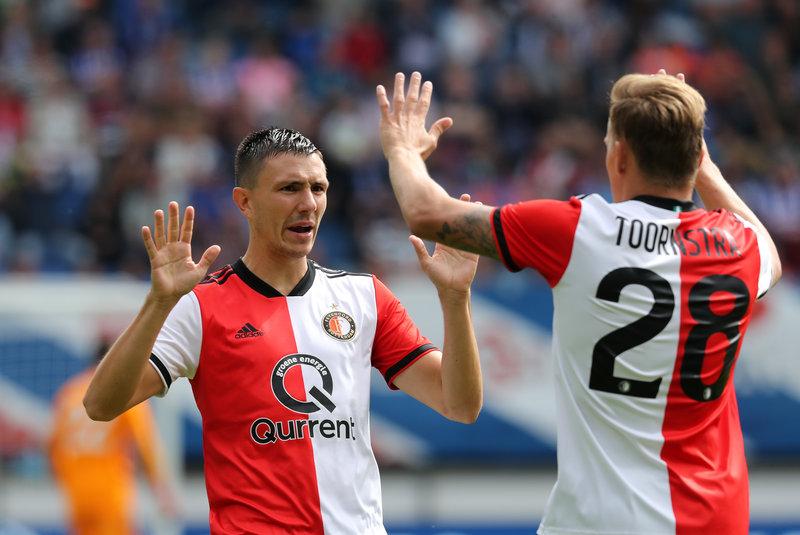 Spectacular win in Heerenveen