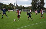 Feyenoord Onder 18 pakt punt tegen De Graafschap