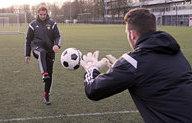 Oscar Moens coördinator keepers Feyenoord Academy