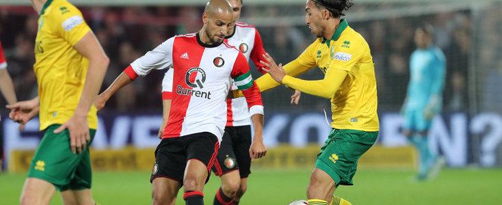 Winactie aanvoerdersband Feyenoord - AVV Swift