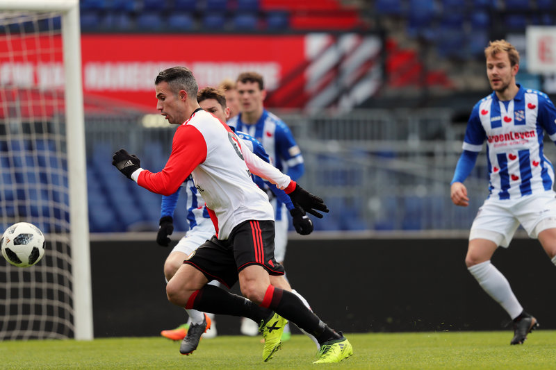 Feyenoord 2 komt vroege achterstand niet te boven