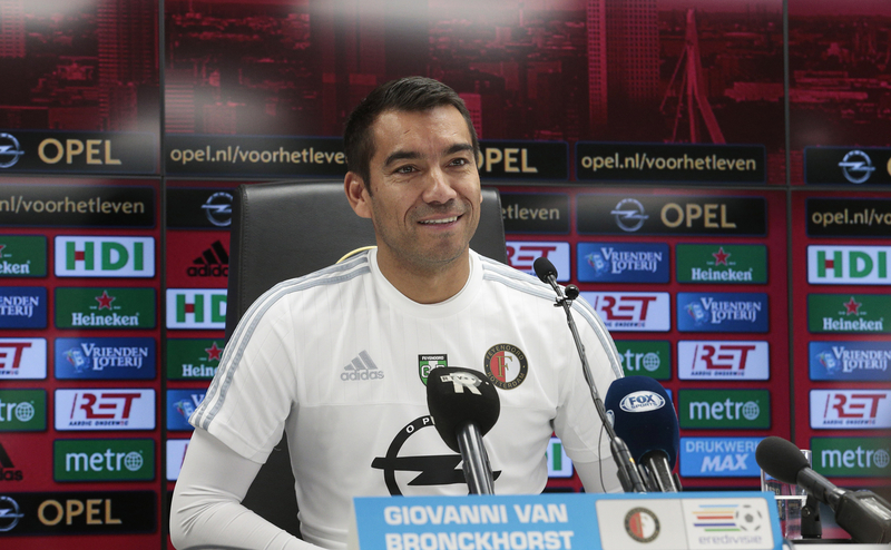 Roda win a source of confidence ahead of Ajax, says Van Bronckhorst