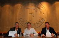 Feyenoord contracteert jeugdspeler Wouter Burger