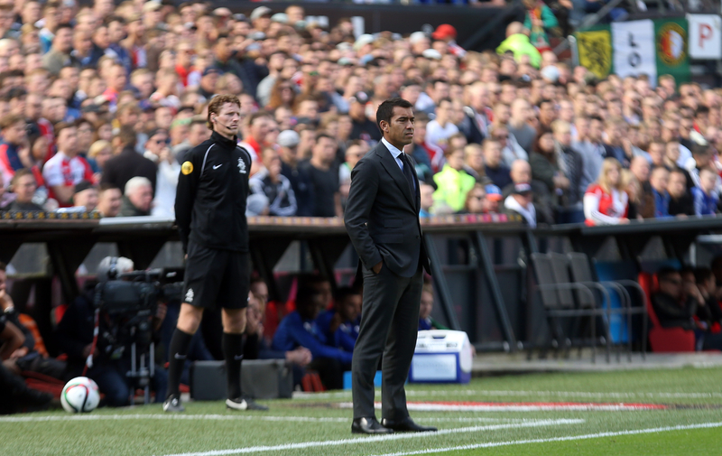 Van Bronckhorst wants to round off phase with a win