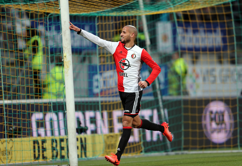 El Ahmadi bags hard-fought victory for Feyenoord