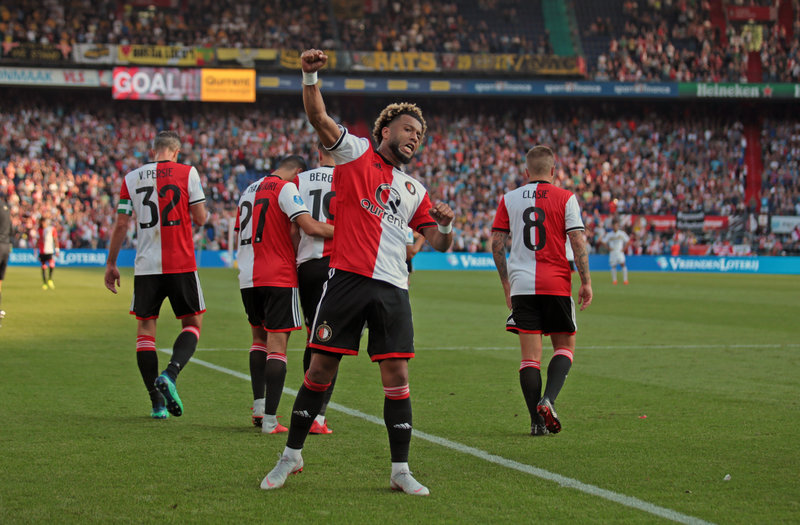 Feyenoord go into international week with positive mindset