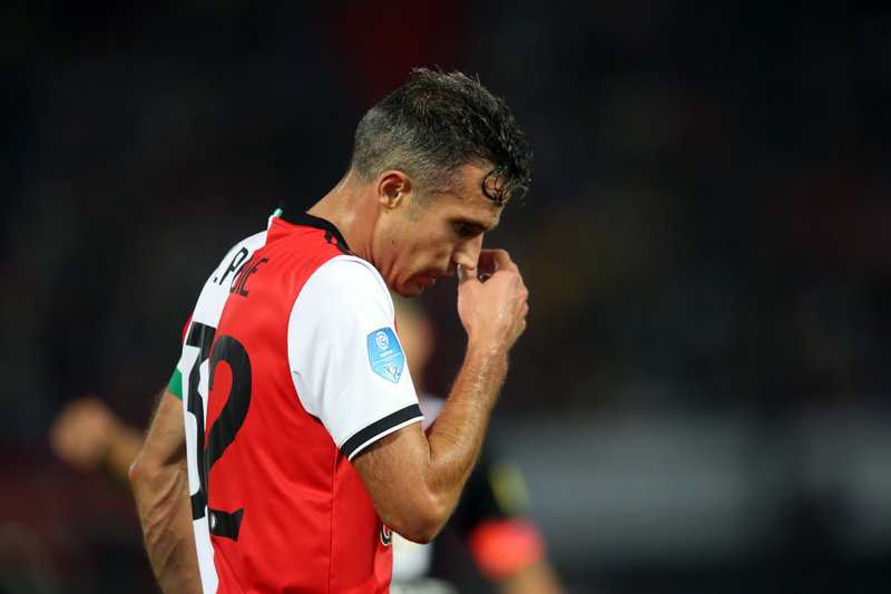 Feyenoord out of the Europa League